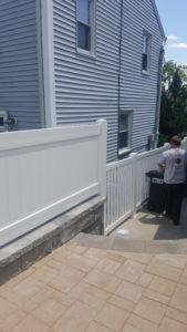 Vinyl Fence Hanover NJ