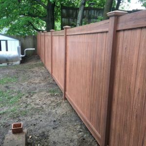 Wood Fence Parsippany NJ