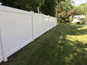Vinyl Fence Parsippany NJ