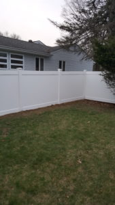 Vinyl Fence Randolph NJ